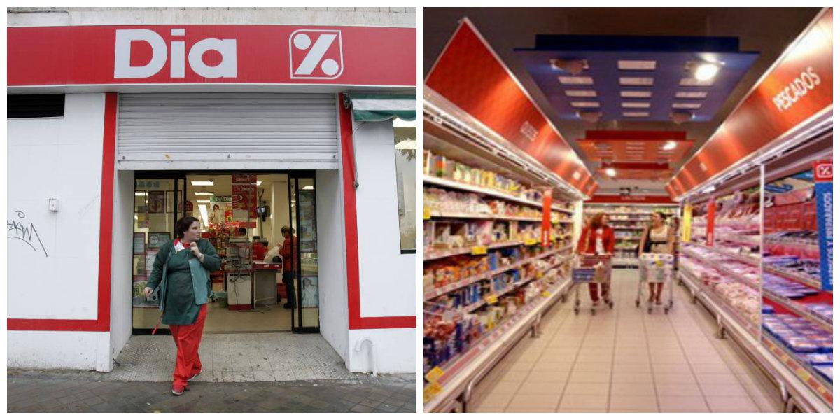 cadena de supermercados DIA